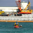 長く海の闘いを担ってきたメンバーの訃報を聞きつつ、辺野古新基地建設阻止を誓う。