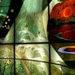 ◆影絵の巨匠「藤城清治」氏の世界最大級規模の作品に触れた。