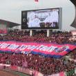 天皇杯準決勝 セレッソ大阪3-1(延長)神戸@ヤンマースタジアム長居