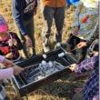 ▲名古屋中川児童館がやってきた&ファミサポ「田んぼで運動会」開催!