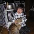 愛孫と愛猫