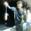 8/18(金):マイカ出だし好調にヒットも中盤から後半失速で(_ _。)・・・シュン根魚は風潮強く難しくもアコウにアオハタゲット^^