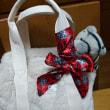 プレミアム リボンスカーフ 蒸すんでみました!