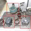 五球超ブローニングドレーキ式受信機の修復作業記録 その6 (2017年11月10日) 欠落部品実装と部品修復