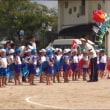 幼稚園 最後の運動会