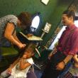 夏休み企画ヘアアレンジ教室1回目を開催いたしました!