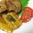 豚ロースと筍の炒めもの。