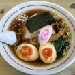 らーめんまつざき(2)のらーめん・600円+煮卵・100円☆