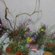 お花の教室日・・・・