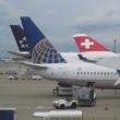 スイスからフランスへの旅 成田空港から出国