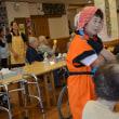 塩尻市介護施設はなみずき・・・敬老会を行う・・・スコップさわがきの会員奮闘