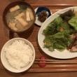 西荻窪ランチ 『アパートメント食堂なか川』 ・・・カクテキパズル??