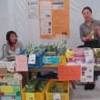 起業のタネ・マーケットの出店者「鈴村亜知美」さん  -  バイオライフの油を販売