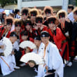 朝霞富士見町内会祭りの夏舞徒・・1 パート1