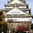 大阪城とホットケーキ