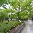 広島平和公園へ