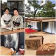 千住博氏の襖絵を堪能するサロン茶会