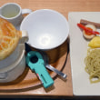 くろす(大和高田市)の鶏煮込み塩ラーメン