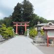 「富士大宮の宮司が大石村の山名主弥市を訪れ潔斎受けてから富士登山した。」