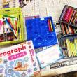 7.12.子供達⭐︎私も楽しかったスピログラフのおもちゃ