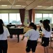 福中 人権ソング 練習始めました。