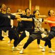 5月20日(日)朝霞八小体育館でのよさこい夏舞徒の練習!!-4