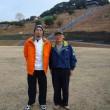 北京五輪でメダルを目指す朝原・為末選手串間で特訓