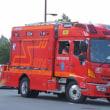 吹田市消防本部 Ⅲ型救助工作車