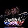 熊本市 江津湖花火大会へ カッパ着て てくてくしてきました☔
