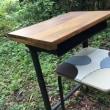 小学校の机と椅子リメイク‼️