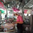 バンコク ピンクのカオマンガイ