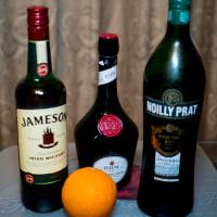 カクテル第38夜 Brainstorm - a Vintage Cocktail with Irish Whiskey, Benedictine & Dry Vermouth