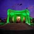 アイルランド(Ireland 🇮🇪):  donning the green