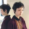 【くせっ毛を活かしたショート】札幌なショートカットにこだわり、高橋賢吾