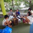 長島ジャンボ海水プール夏のえんそく
