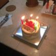マー君誕生日