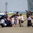 航空自衛隊千歳基地「開庁60周年記念」航空祭④(ブルーインパルス、まさかの事態!)