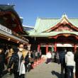 神田神社へ(* ̄∇ ̄)ノ