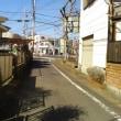 JR青梅線「牛浜」駅~JR五日市線「武蔵五日市」駅。その4。(「五日市街道」第3日目。)