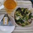 今日のお昼ごはん 野菜炒め