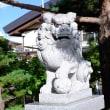 神社と風鈴