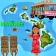 ハワイの風を感じてほしい・・