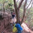 大山 三峰山(934m)の新春山行