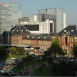 「戦後」の姿の東京駅