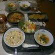 大塚食品100kcalマイサイズと鶏団子スープ🍴(心技体のバランス)