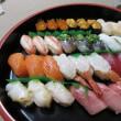 誕生日は宅配寿司で楽したい