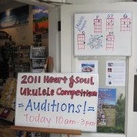 Heart & Soul International Ukulele Contest 2011