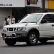 Isuzu Mu 1998- 2代目のいすゞ ミュー