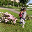 幼稚園の帰り