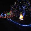 クリスマスのイルミネーション~北丹沢の麓の青野原